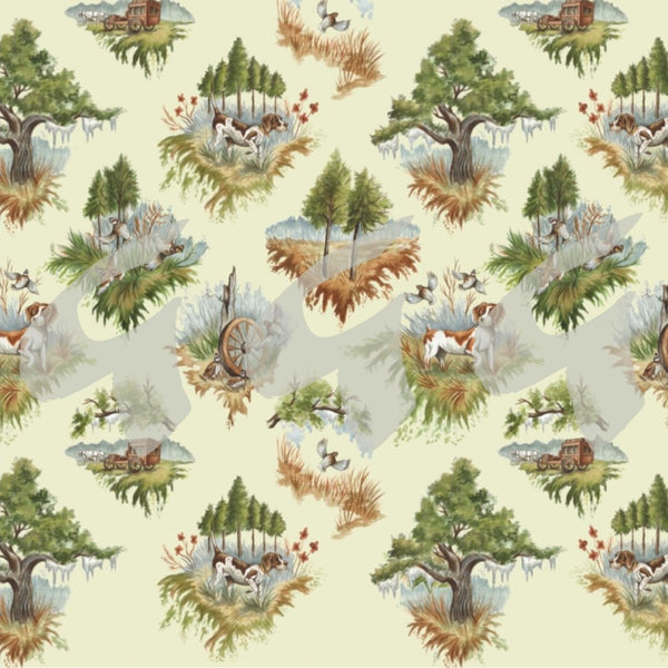 Wildlife Fabrics - Thomasville Toile
