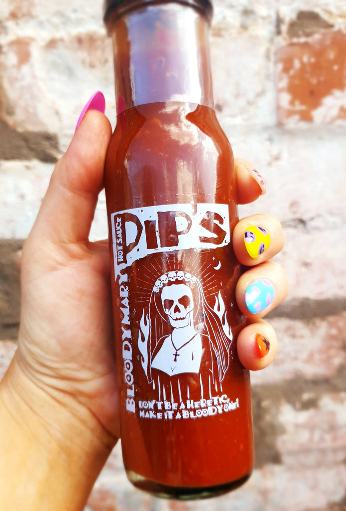 Bloody Mary Hot Sauce