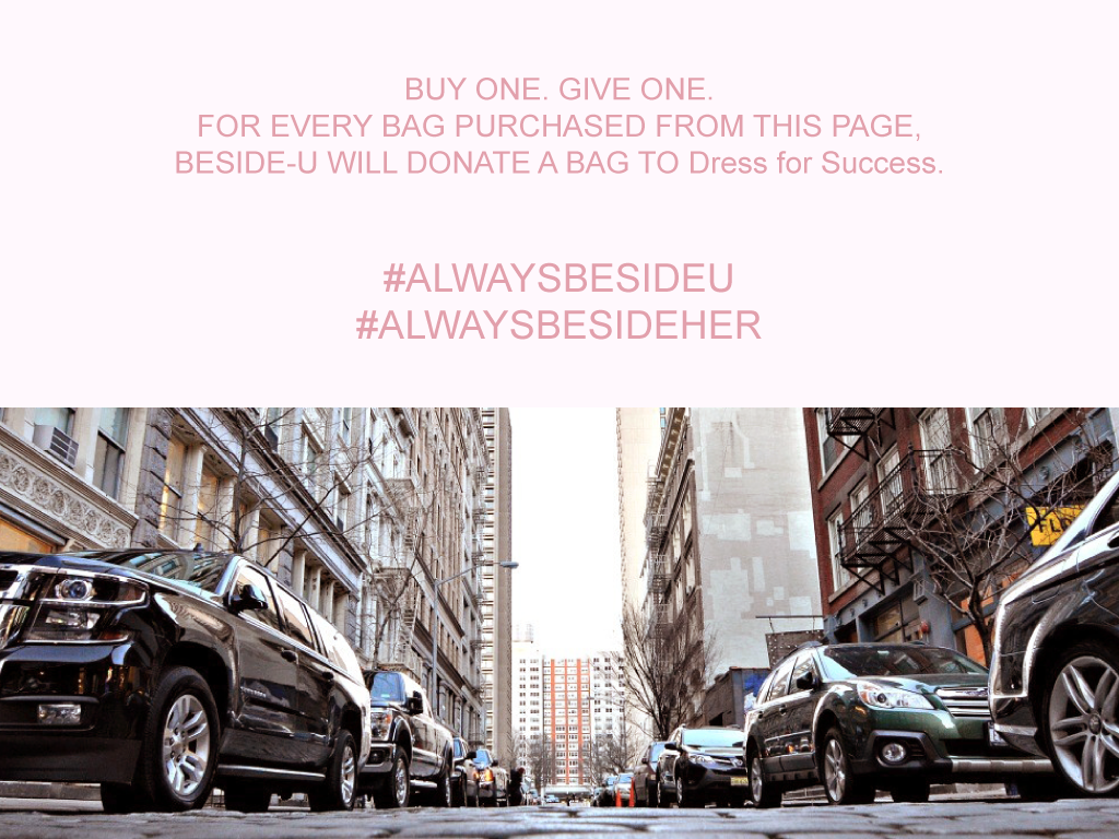 Beside-U Dress For Success Cover Page Image