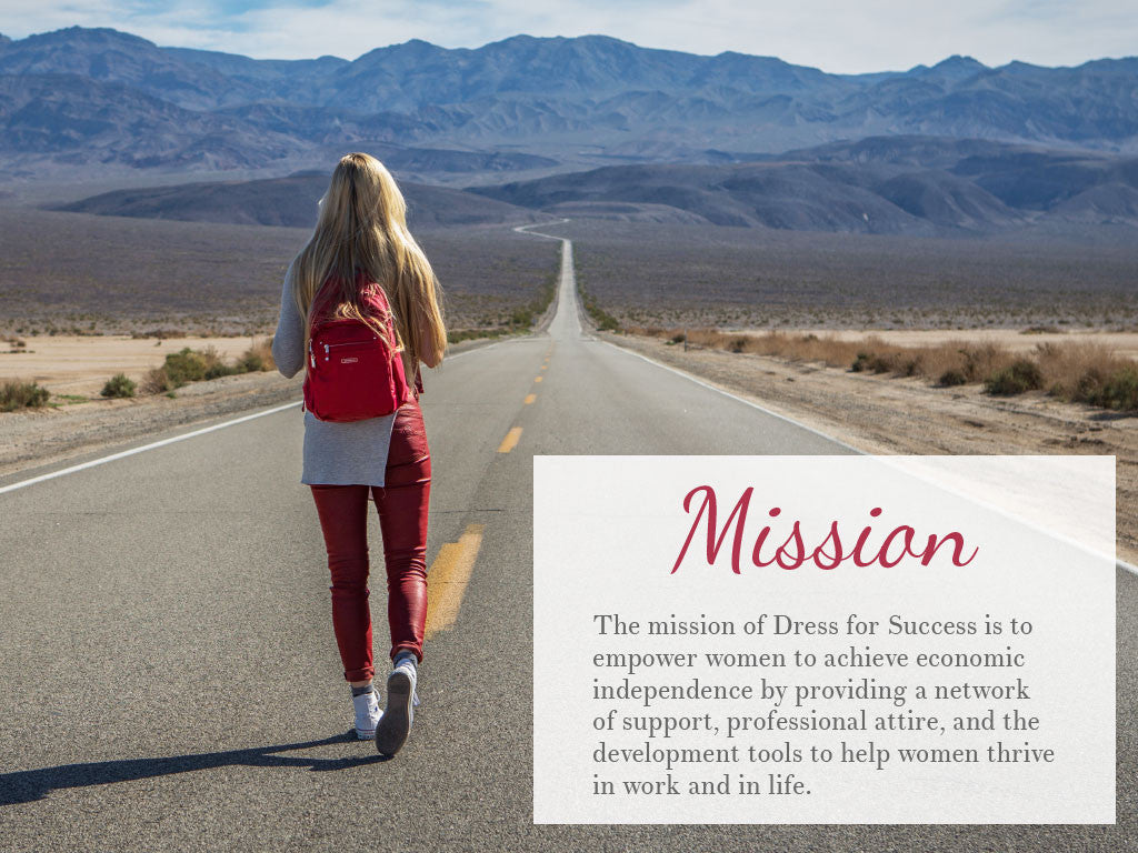 Beside-U Dress For Success Page 2 Mission