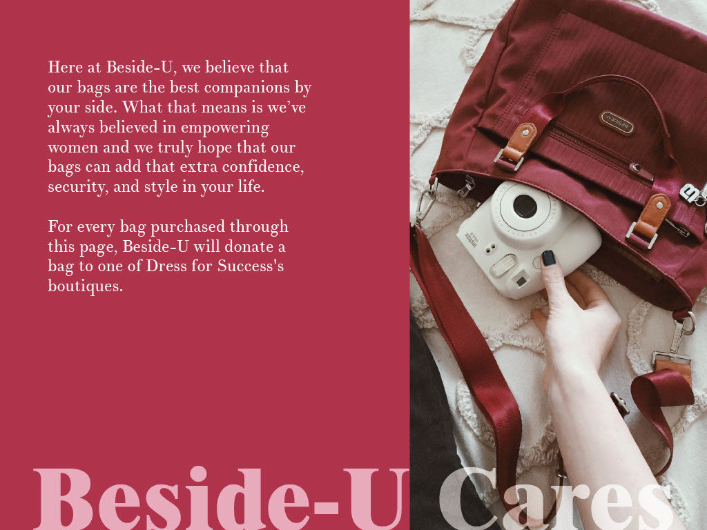 Beside-U Dress For Success Page 3 Cares