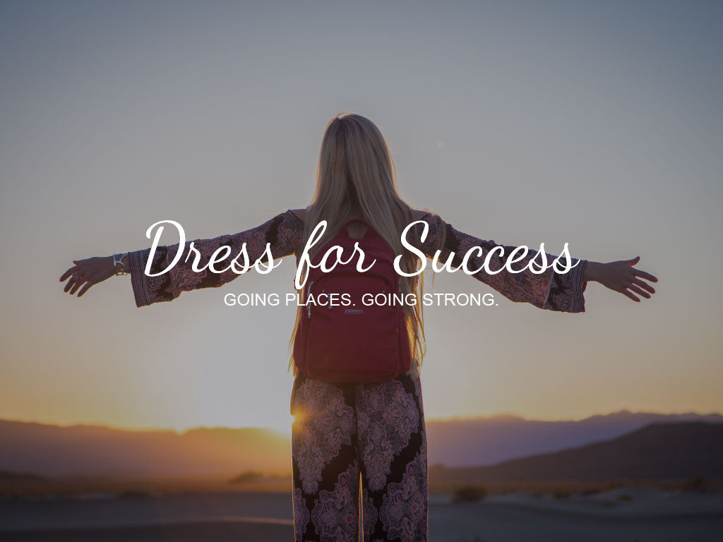 Beside-U Dress For Success Page 5 End