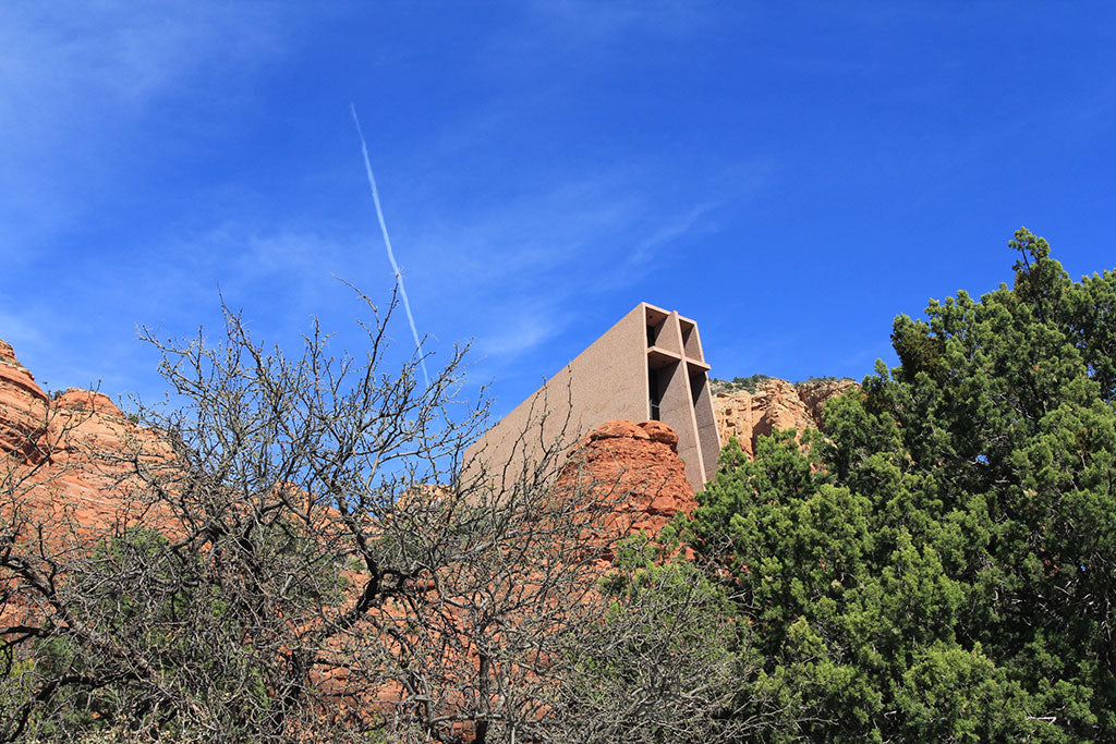Chapel of the Holy Cross Sedona Arizona