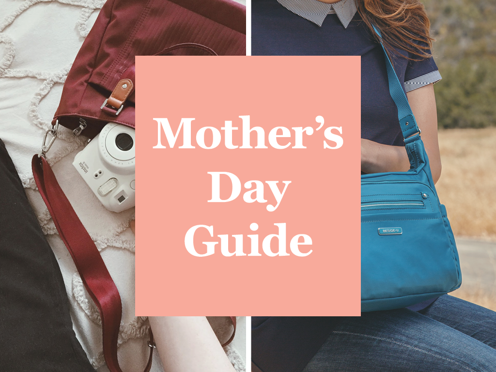 Mother's Day Guide Cover Page