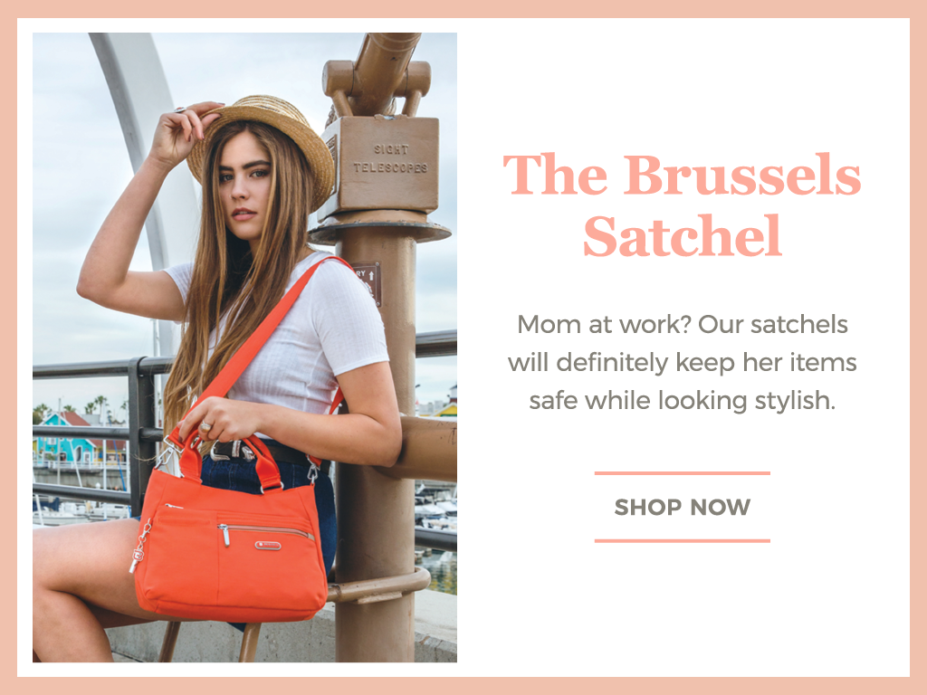 Mother's Day Guide Brussels Satchel