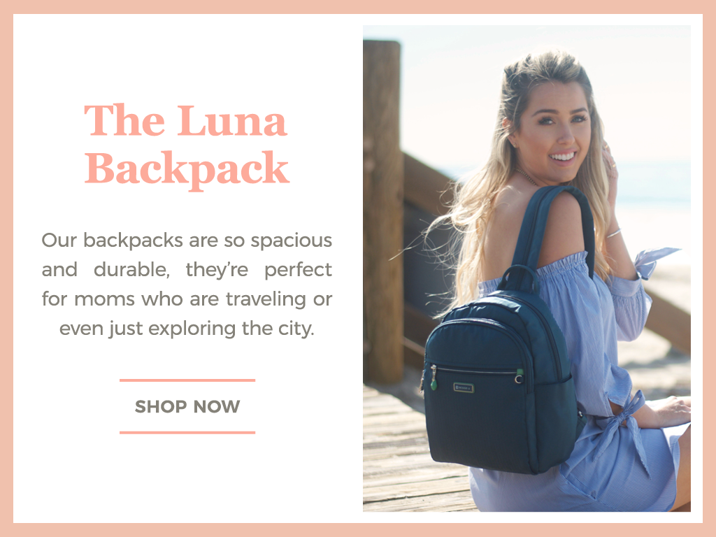 Mother's Day Guide Luna Backpack