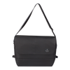 Crossbody Bag - Granite Messenger Bag Front Black