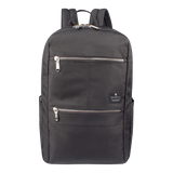 Backpack - Lotus Large Backpack Front Black