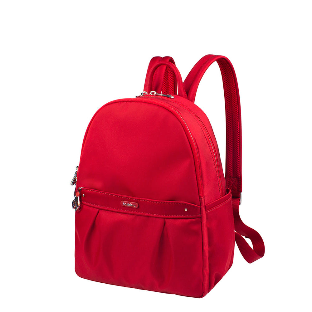 Backpack - Vista Backpack Angled [Honey Red]