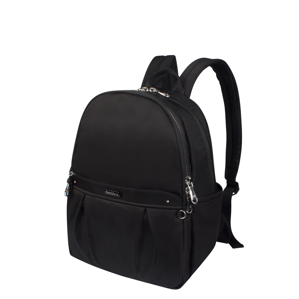Backpack - Vista Backpack Angled [Black]