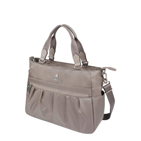 Olive Satchel Bag