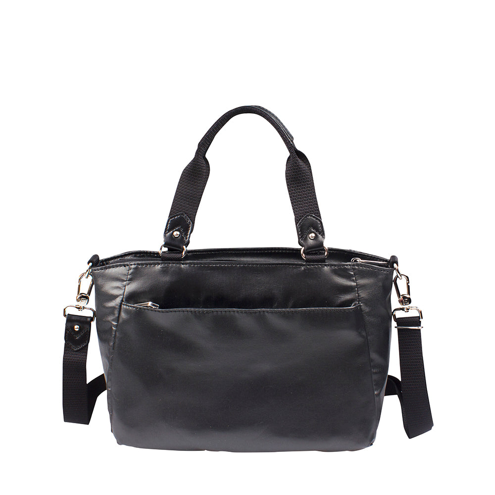 Satchel Handbag - Emory Satchel Bag Back