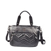 Satchel Handbag - Emory Satchel Bag Front