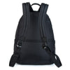Cameron Debossed City Backpack Black Back [Black]