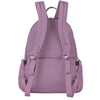 Cameron Debossed City Backpack Grapeade Purple Back [Grapeade Purple]