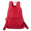 Cameron Debossed City Backpack Fiery Red Back [Fiery Red]