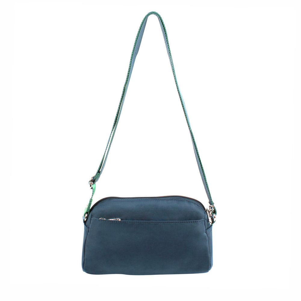 Crossbody Bag - Roseway Crossbody Bag Back [Orion Blue]