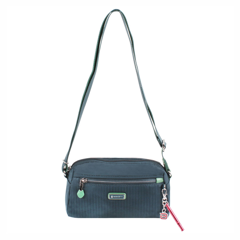Crossbody Bag - Roseway Crossbody Bag Front [Orion Blue]