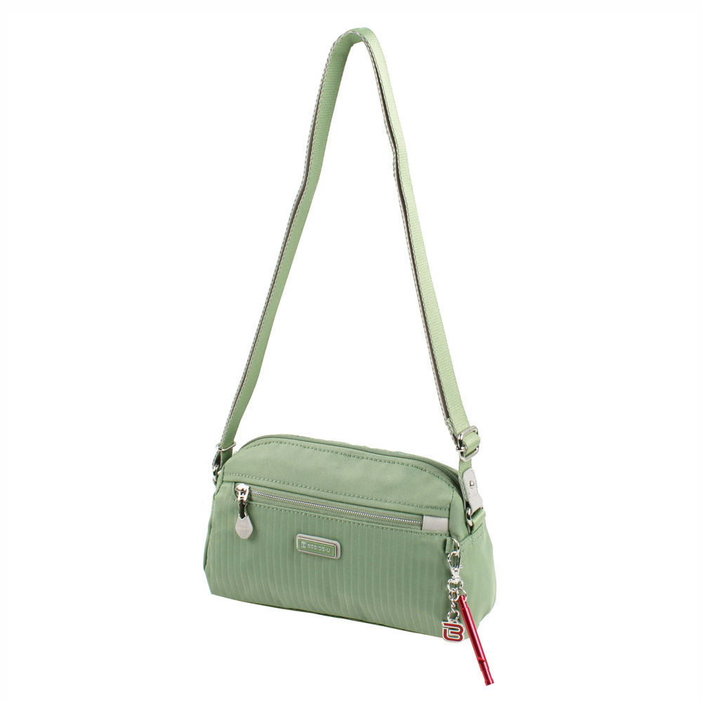 Crossbody Bag - Roseway Crossbody Bag Angled [Luminary Green]