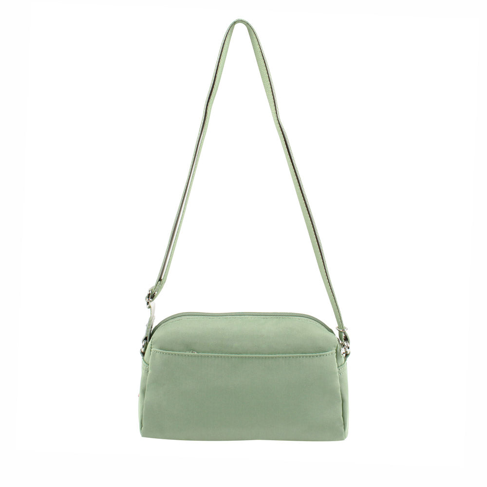Crossbody Bag - Roseway Crossbody Bag Back [Luminary Green]