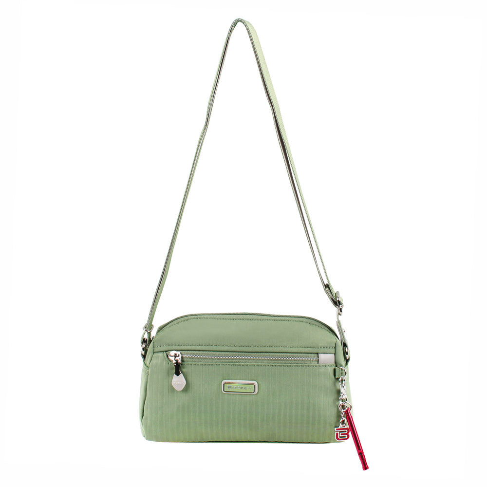 Crossbody Bag - Roseway Crossbody Bag Front [Luminary Green]