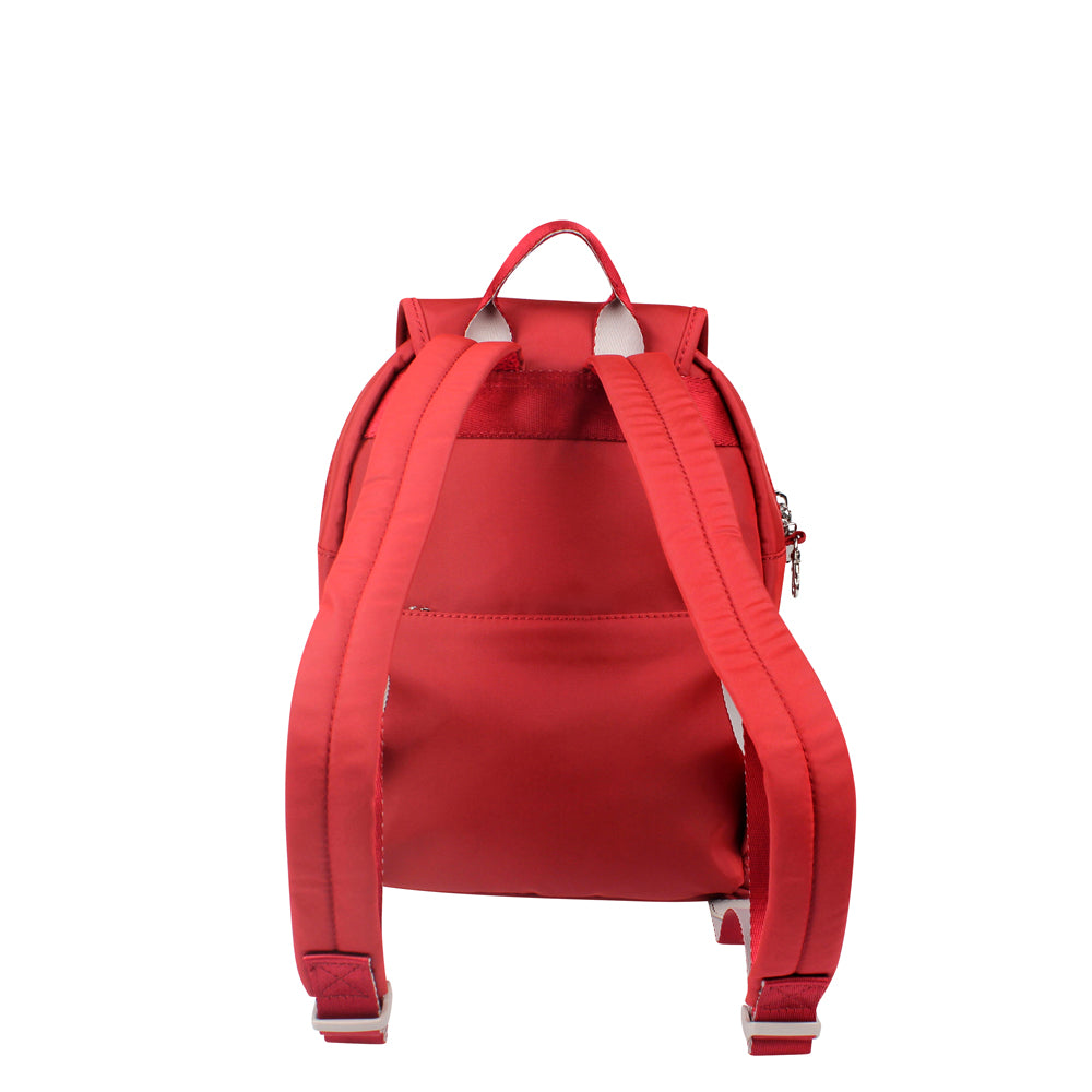Backpack - Karla Small Backpack Back [Fiery Red]
