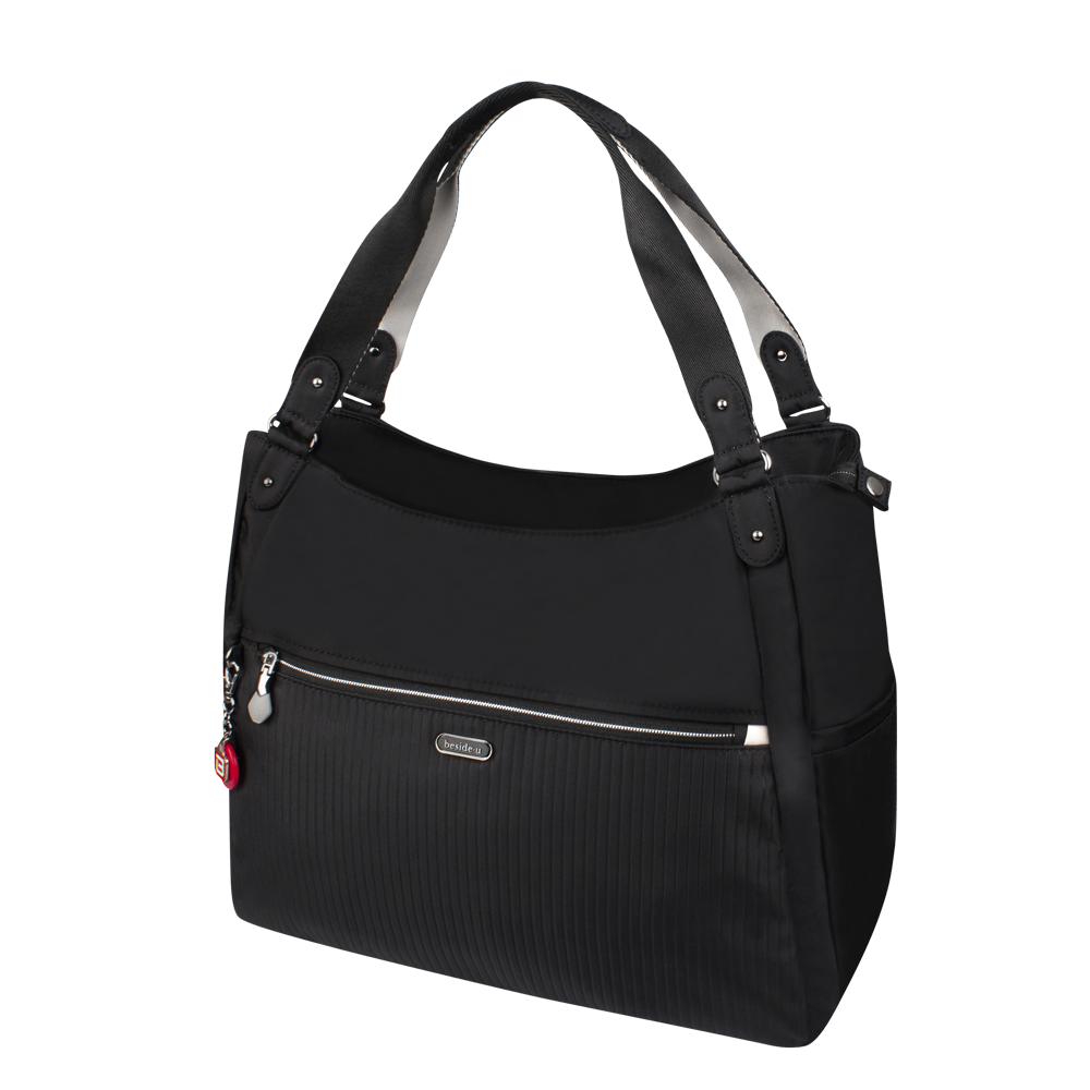 Tote Bag - Century L Ways Tote Angled [Black]