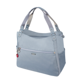 Tote Bag - Century L Ways Tote Angled [Cool Blue]