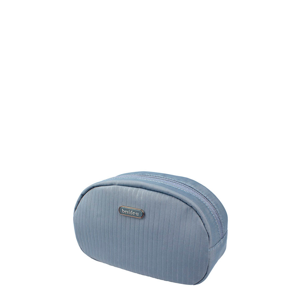 Cosmetic Pouch - Elysian Cosmetic Pouch Angled [Cool Blue]
