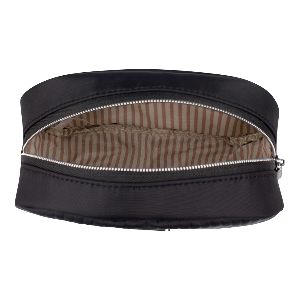 Cosmetic Pouch - Elysian Cosmetic Pouch Inside Black