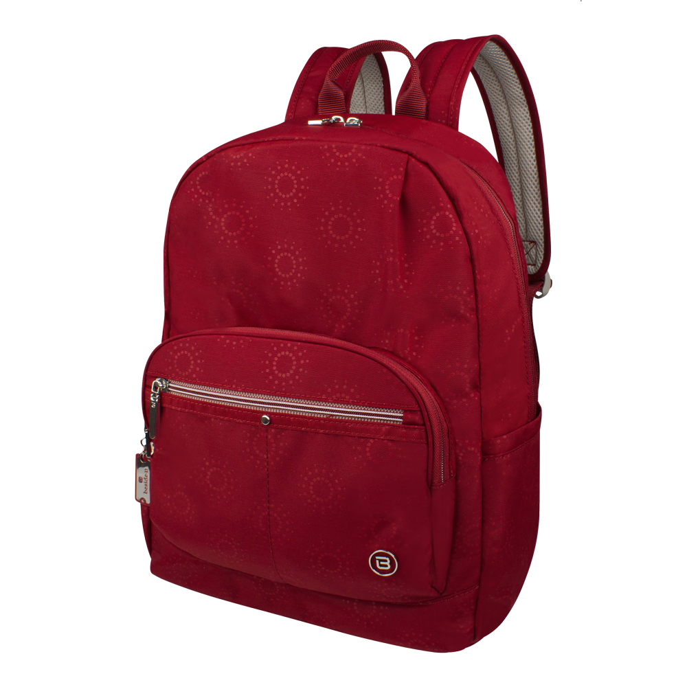 Backpack - Nowita Large Backpack Angled [Ruby Red]