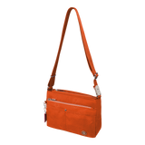 Crossbody Bag - Hollyridge Crossbody Bag Angled [Autumn Orange]