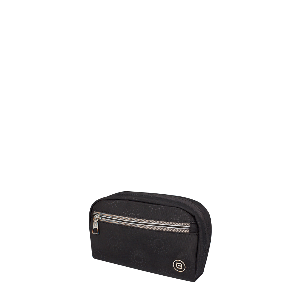Cosmetic Pouch - Reef Cosmetic Pouch Angled [Black]