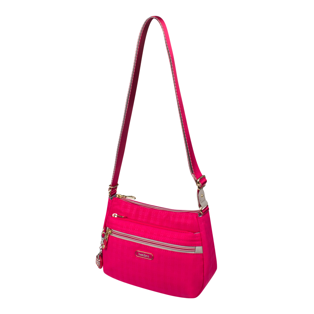Crossbody Bag - Pico Crossbody Bag Angled [Carnival Red]