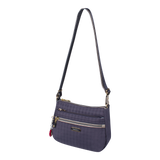 Crossbody Bag - Pico Crossbody Bag Angled [Night Blue]