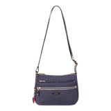 Crossbody Bag - Pico Crossbody Bag Front Night Blue