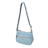 Crossbody Bag - Pico Crossbody Bag Angled [Pool Blue]