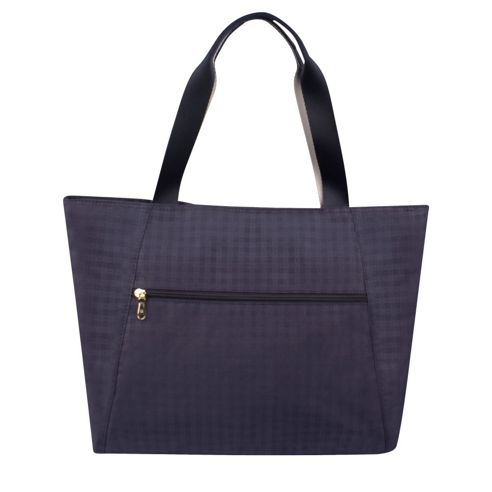 Tote Bag - Clover Two Ways Tote Back Night Blue