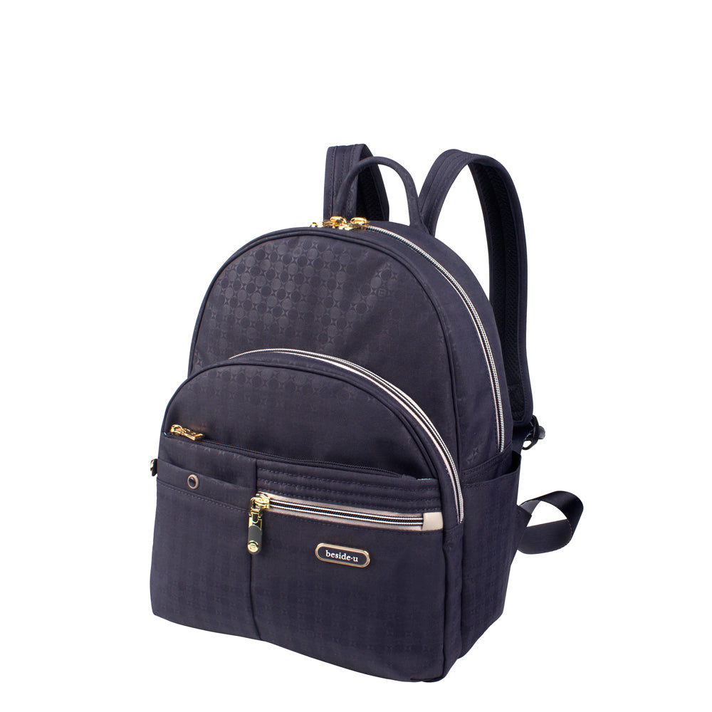 Backpack - Versailles F Backpack Angled [Night Blue]