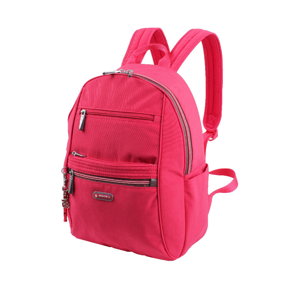 Backpack - Felix Medium Backpack Angled [Rory Red]