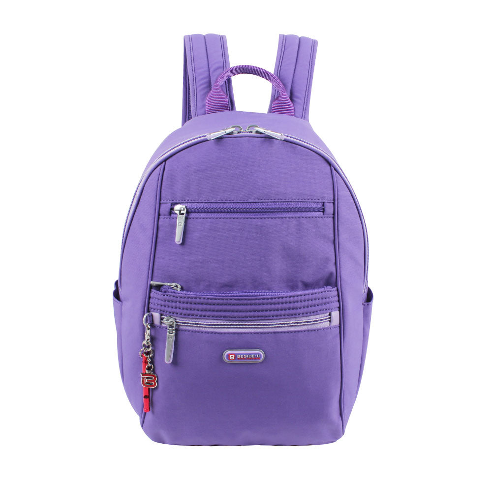 Backpack - Felix Medium Backpack Front [Purple Opulence]