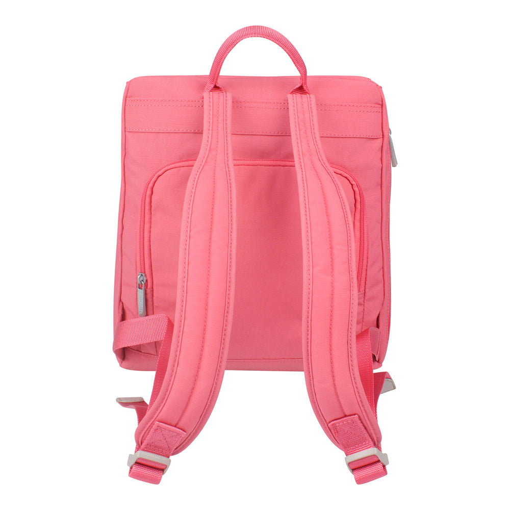 Backpack - Mindoro Medium Backpack Back [Blush Pink]