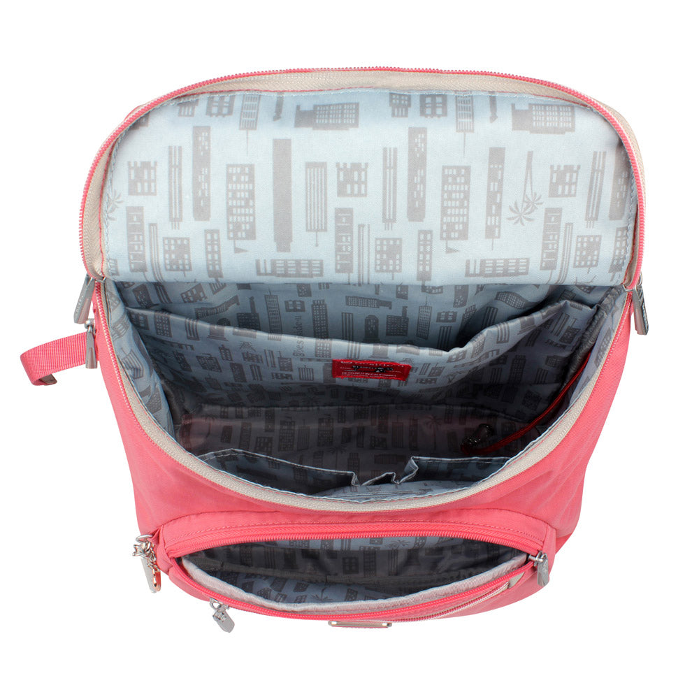 Backpack - Mindoro Medium Backpack Inside [Blush Pink]