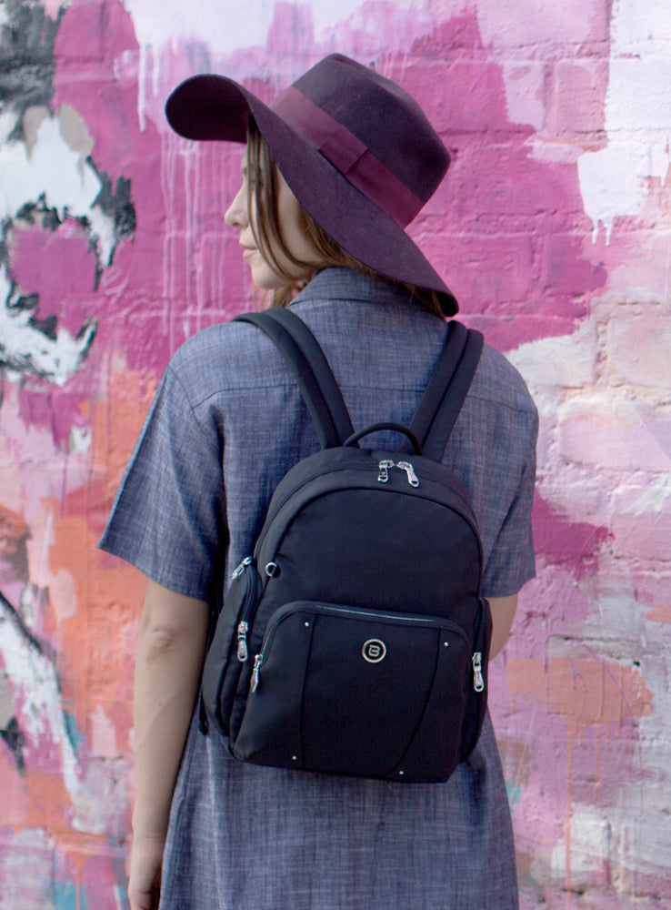 Backpack - Culver Backpack Model City Black