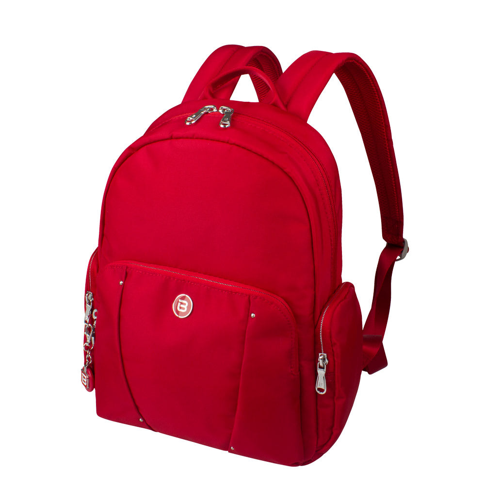 Backpack - Culver Backpack Angled [City Red]
