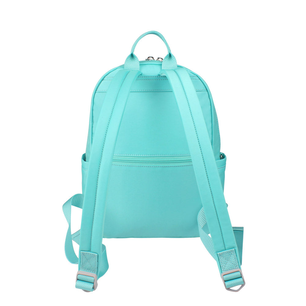 Backpack - Sutro Small Backpack Back New Turquoise