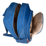 Backpack - Ingleside Large Backpack Inside Front Seashore Blue