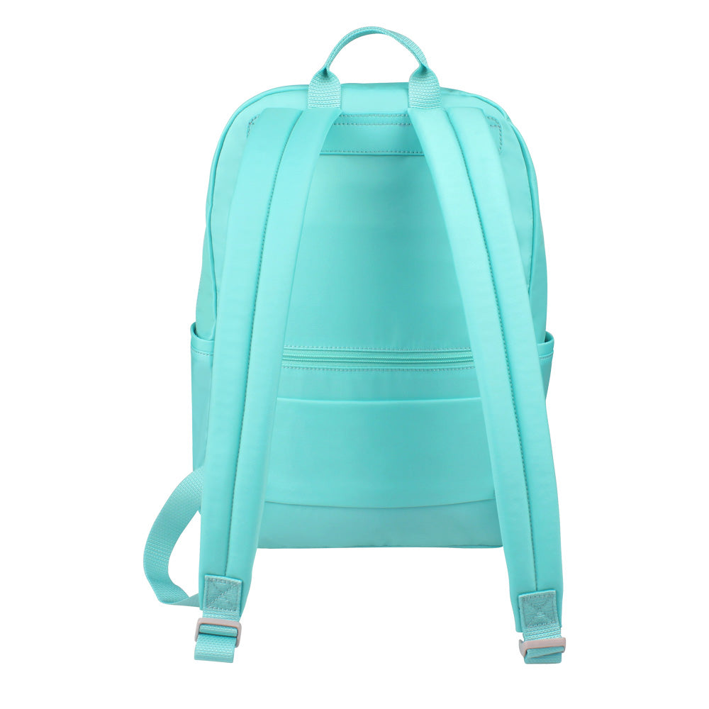 Backpack - Ingleside Large Backpack Back New Turquoise