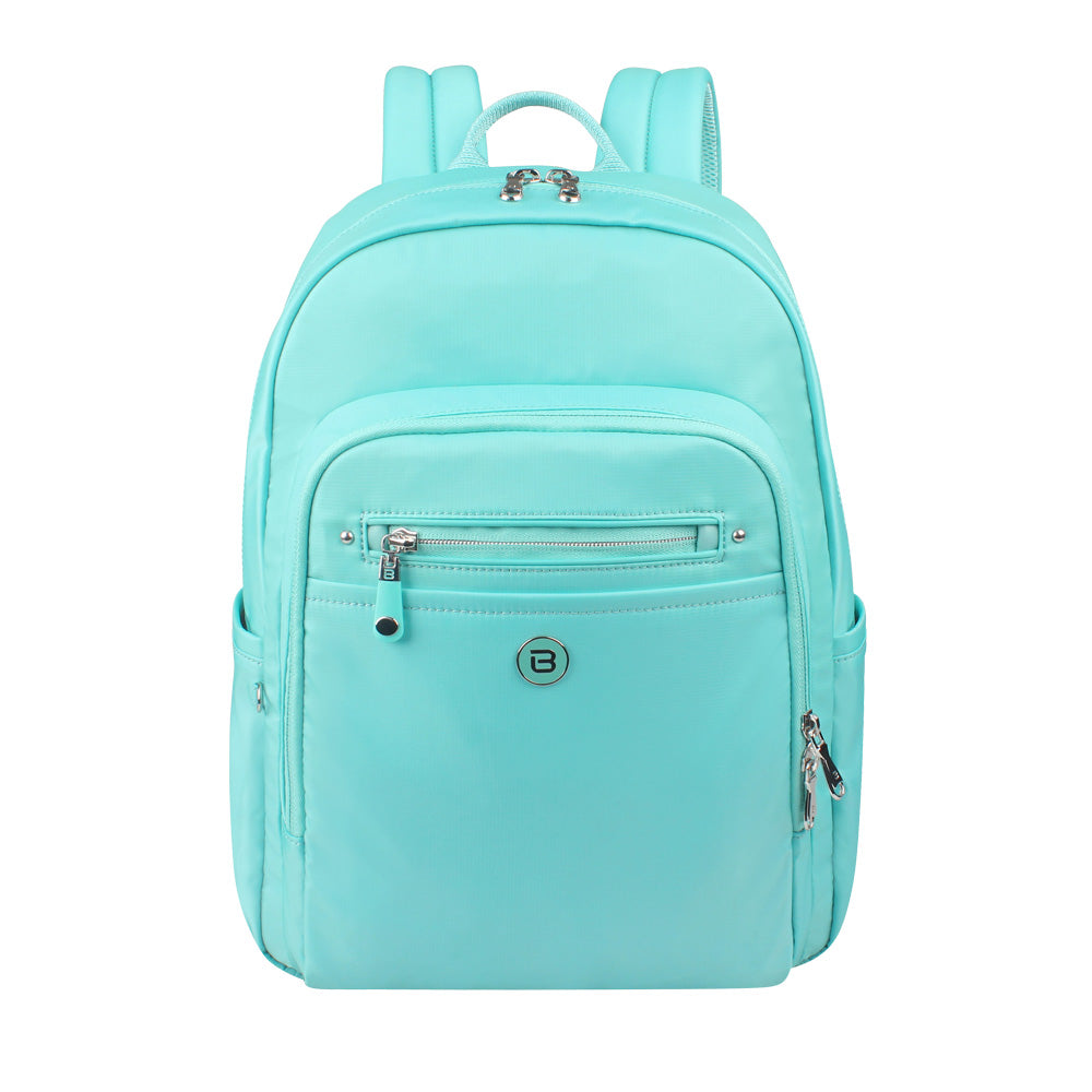 Backpack - Ingleside Large Backpack Front New Turquoise