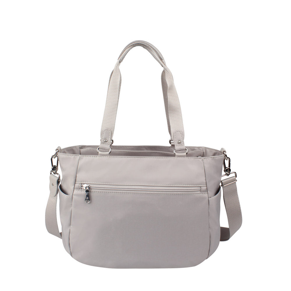 Tote Bag - Potrero Two Ways Tote Back Soft Gray